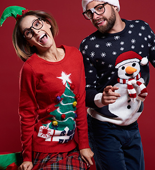 Ugly Christmas Sweaters Day